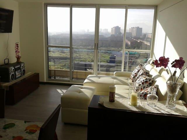 Dos habitaciones apartamento nuevo - Bogotá - Apartment