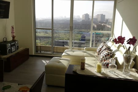 Dos habitaciones apartamento nuevo - Bogotá - Wohnung