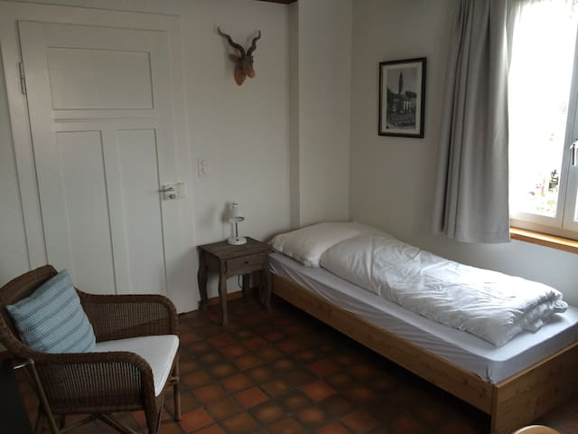 Bed and Breakfast in nice Muri