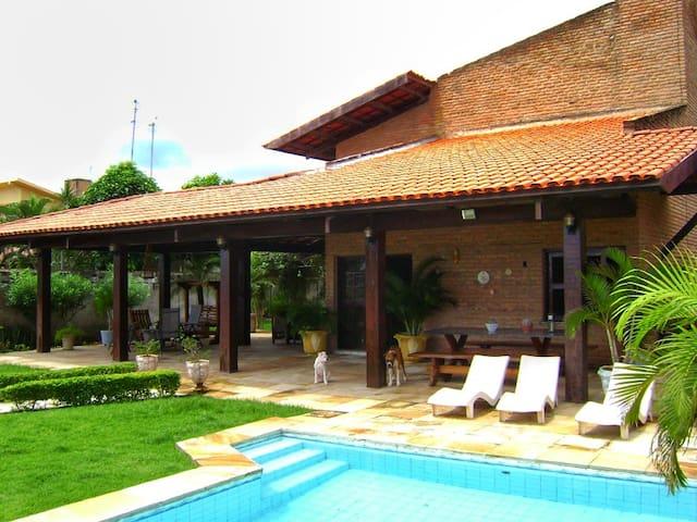 Vila Cumbuco - 6 Quartos/Suites