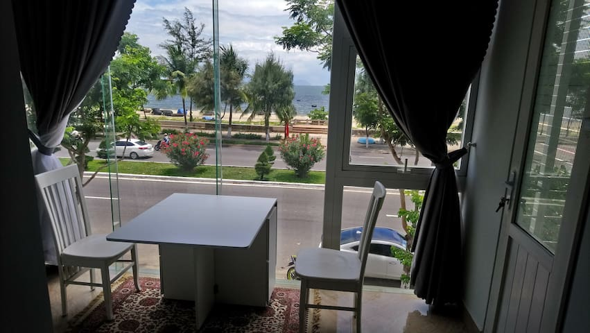 Seaview Beachfront Apartment #201