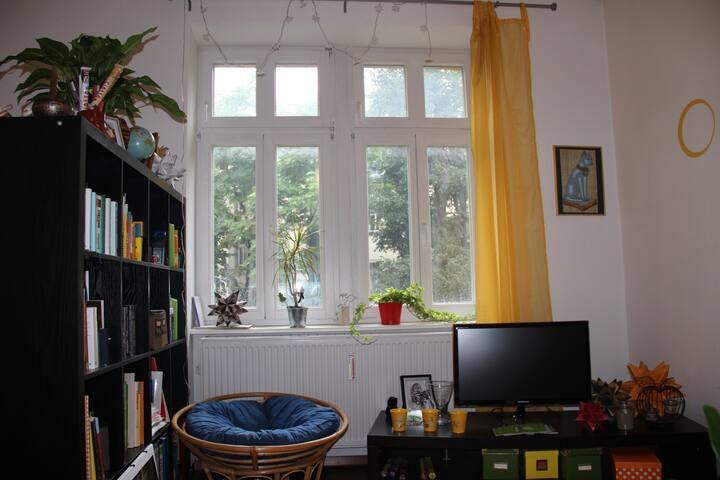 Schöne 2-Zimmer-Wohnung nahe Elbe