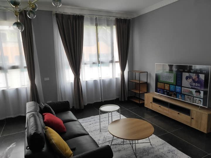 古城北欧个性3居室名宿公寓--大話民宿