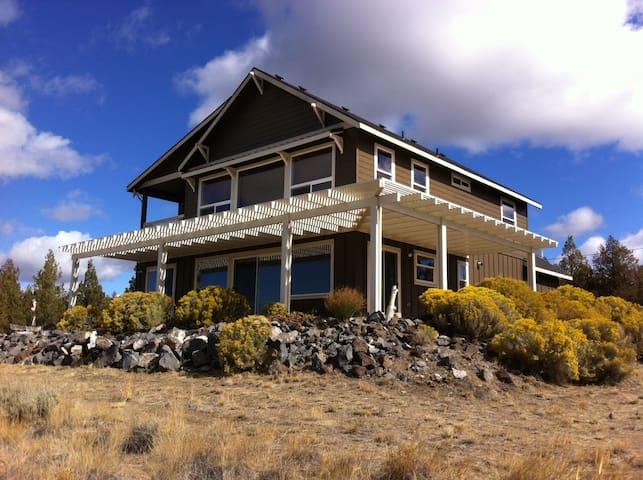 Cascade View Home Prineville - Prineville - Casa