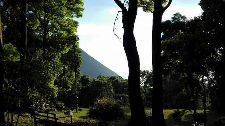 Camping Entre Volcanes