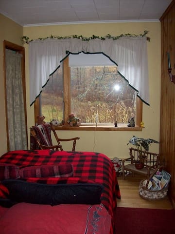 BEAR'S LAIR-SMALL ROOM, SHARED BATH - Remsen - Bed & Breakfast