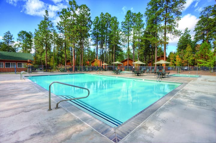 Pinetop, AZ, 2 Bedroom SN #1