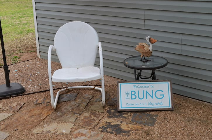 The Bung, walking distance to Texas Tech!