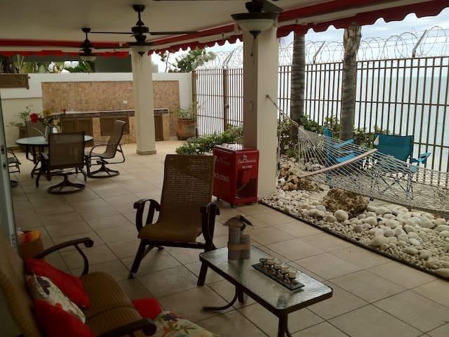 oceanfront luxurius house  - Cabo Rojo - Villa