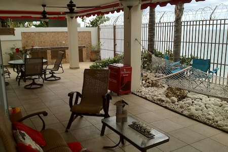 oceanfront luxurius house  - Cabo Rojo - Willa
