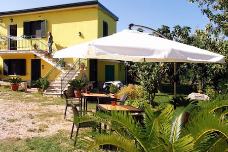 stay in bed and breakfast in Italy - Longobardi
