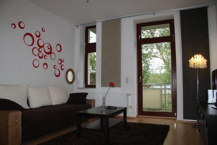 Apartment Dresden Near center