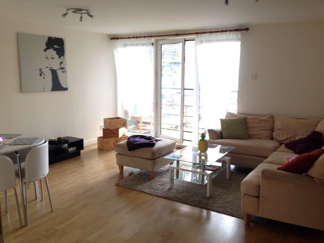 Friendly Ensuite Room in Greenwich - 倫敦 - 公寓