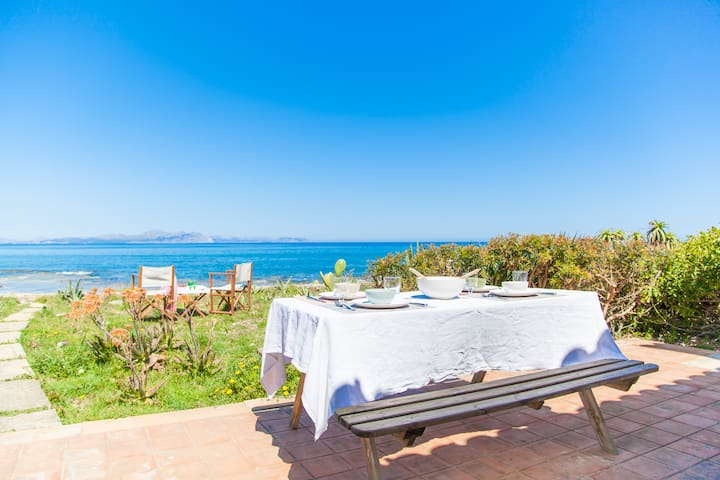 BARTOLI - Chalet for 2 people in Colonia de Sant Pere .