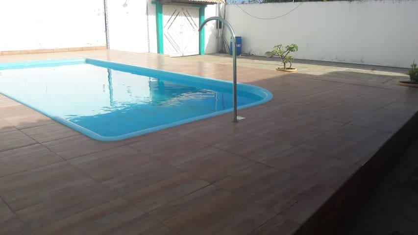 Maravilhosa Casa com piscina na Praia do Porto