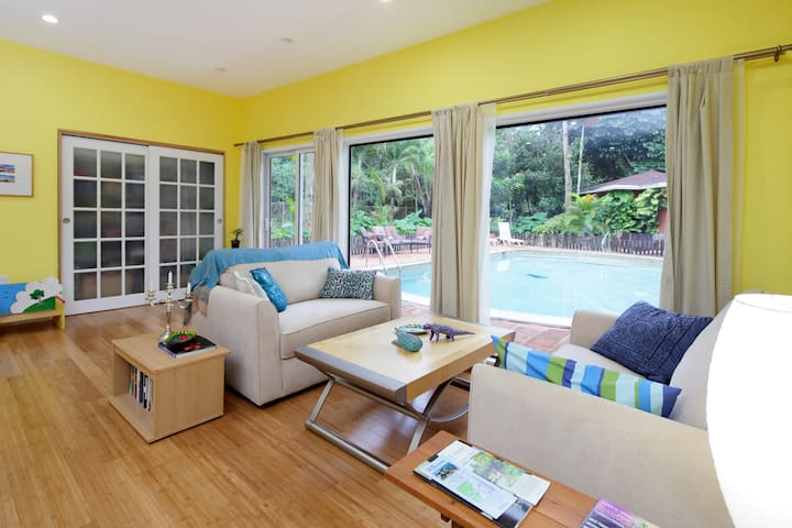 Brand New Tropical Garden Cottage  - Miami - House