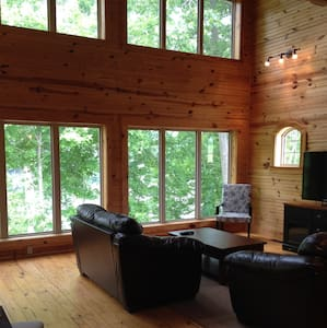 Lake Front home on Nolin River Lake - Clarkson - Cabin
