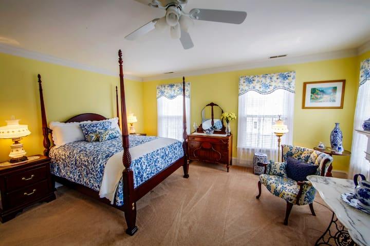 Alyce Wilson Room - Bay Haven Inn of Cape Charles