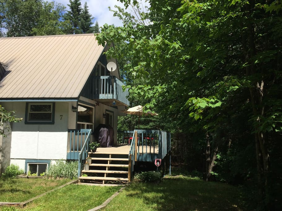 Morin Heights Chalet