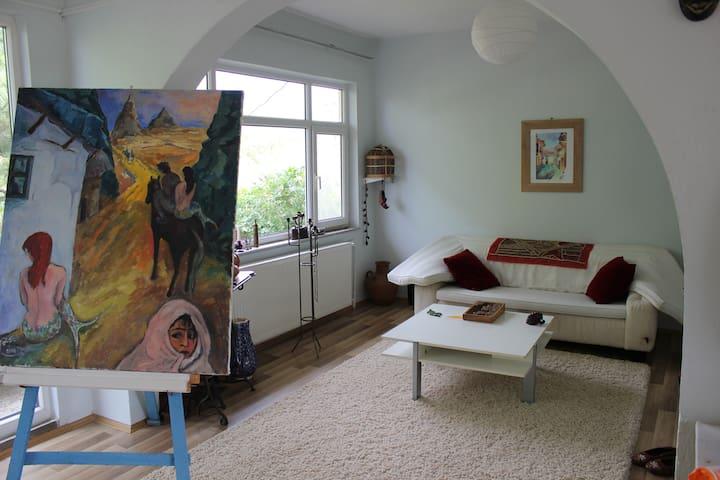 Großes Landhaus mit 2 Etagen mit je drei Zimmern - Erdek - Lainnya