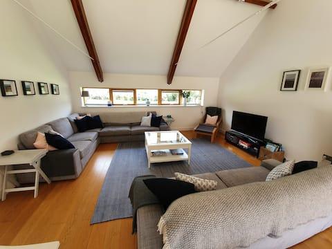 South Devon holiday house near gorgeous beaches