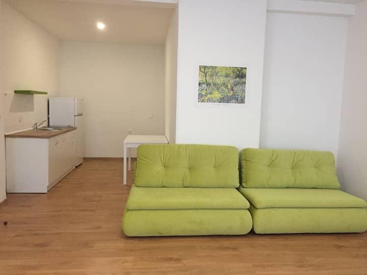 Family Apartment Wi-Fi Center Teplice
