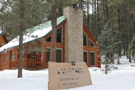 Angel Fire Retreat Cabin