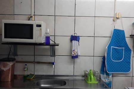 Apartamento no centro de Sinop para até  7 pessoas