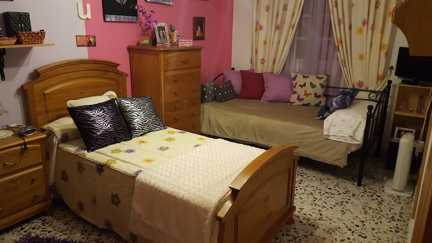 "RURAL ""EL RENGUE""  Suite Colmenar - Casabermeja - Bed & Breakfast"