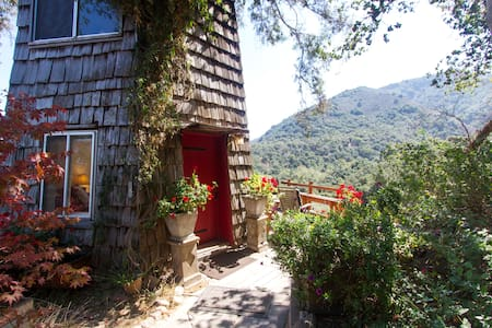 serene peaceful tower retreat - 卡梅爾瓦利(Carmel Valley)