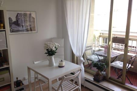 Bright Studio Bastille / Marais - Paris Cedex 11 - Apartment