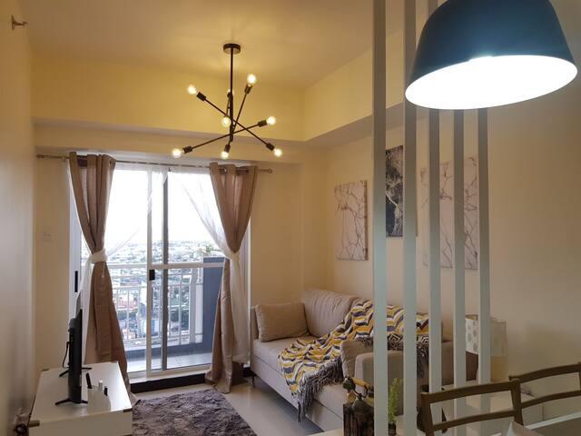 NEW Spacious 2 bedroom near Ortigas and BGC
