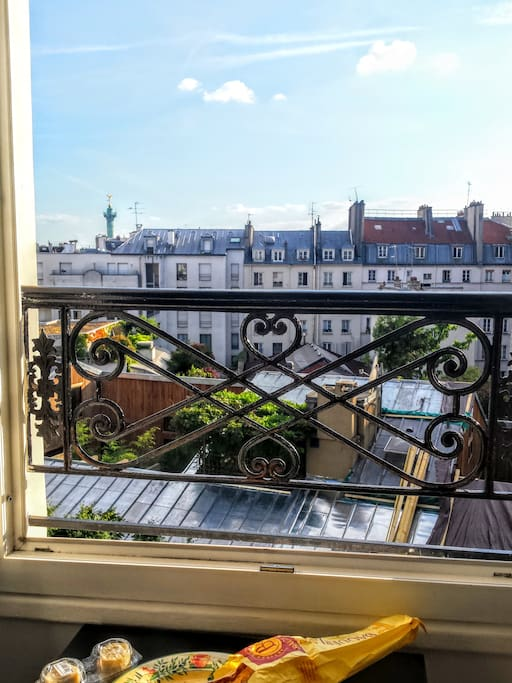Small Accommodation Near Bastille Apartments For Rent In