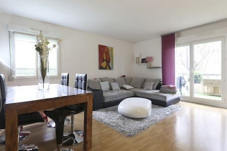 Appartement calme à 20 mn de Paris - Saint-Gratien