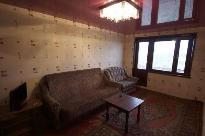 Murmansk- Cozy apartment in a quiet area - Murmansk - Byt