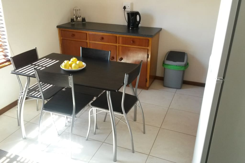 Cottage 1 kitchen