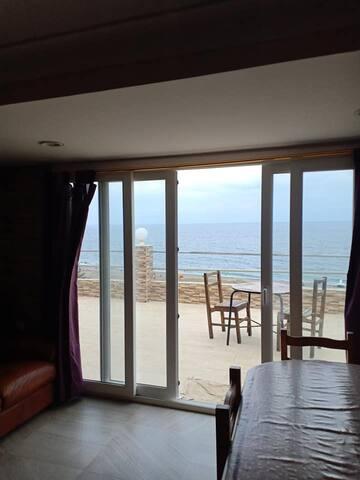 bni ksila vacance ,etage de villa