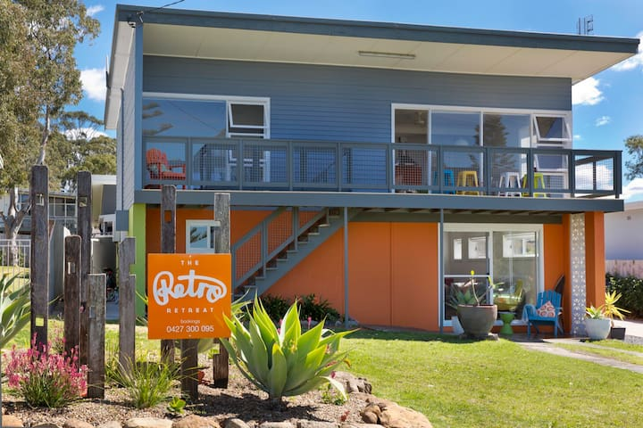 The Retro Retreat - Mollymook Beach - Hus