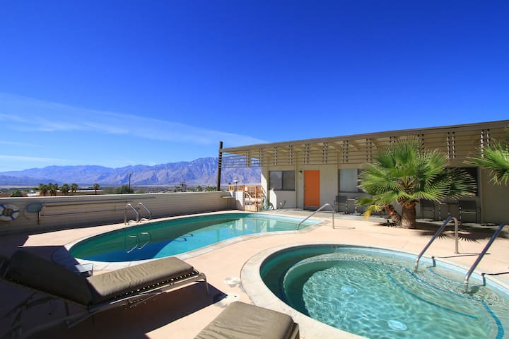 1960s California Desert/Spa Getaway - Desert Hot Springs - Condominio