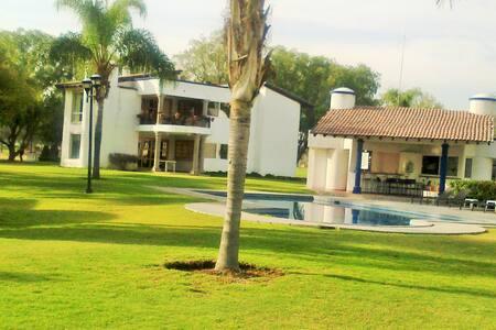 Villas Balvanera FH Querétaro - Mediterránea 4baja - Corregidora Municipality - 公寓