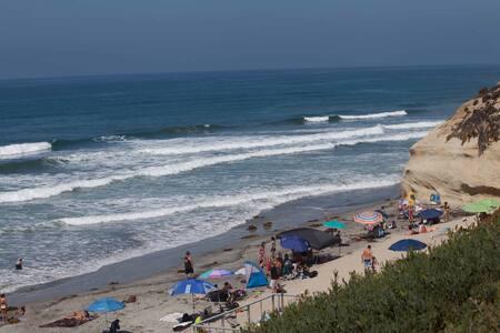 Solana Beach Gem With Ocean Views - Solana Beach