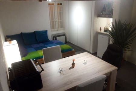 Pleasant one-room apartment - La Valette-du-Var