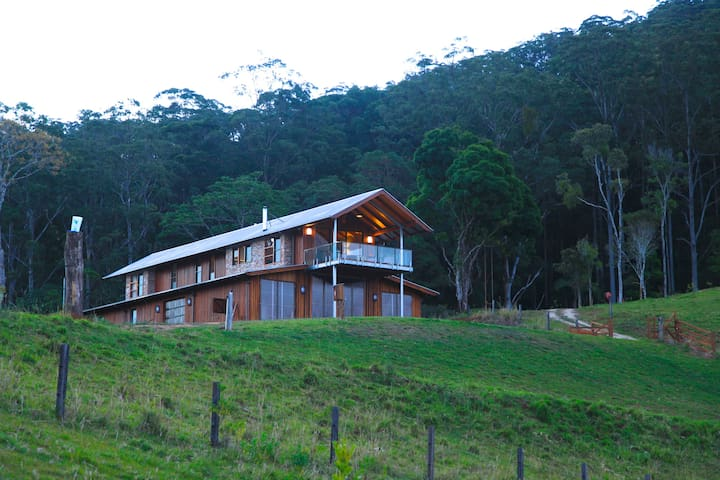 Tweed Coast Byron Hinterland Private Farm - Upper Burringbar
