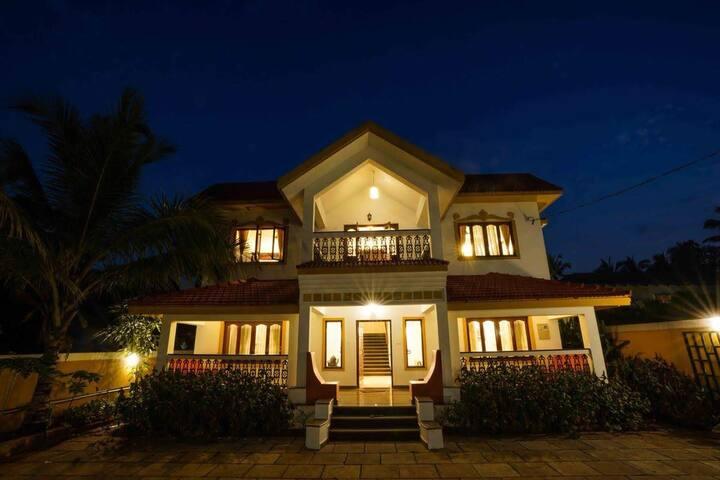 Luxury 3bhk Villa at Pilerne North Goa