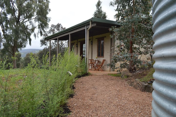 Tathra Cottage - Rustic Farmstay