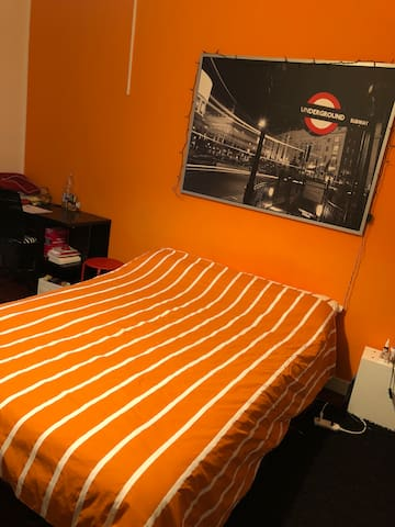 Shared room in Milan