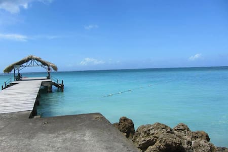 WALK to the Beach! True TOBAGO Life - Bon Accord