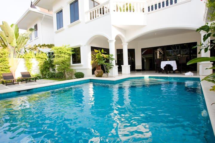 Pool Villa 3 bedroom - Na Chom Thian - Talo