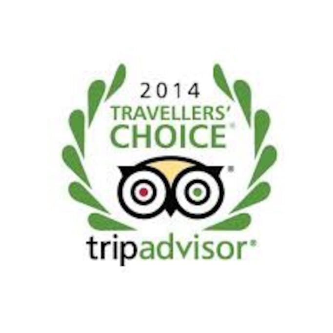 TripAdvisor rated; branded sites make up the largest travel community in the world, reaching nearly 280 million unique monthly visitors and more than 170 million reviews and opinions covering more than 4 million accommodations, restaurants and attractions