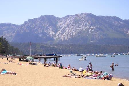 Northshore Tahoe 2/2/ Cabin  - Tahoe Vista - Blockhütte